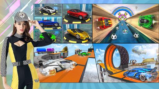 Ramp Car Crazy Racing: Impossible Track Stunt 2020 0.1 screenshots 5