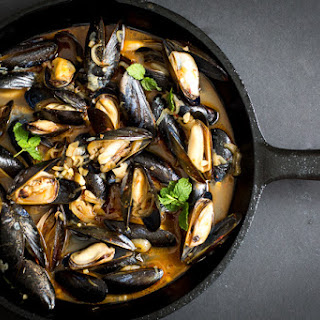 Moroccan Moules Frites // Bedtime Stories Recipe