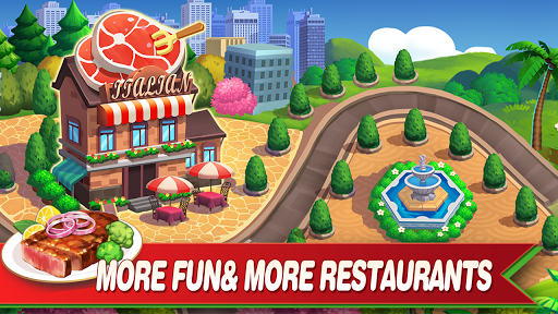 Happy Cooking 2: Fever Cooking Games 2.1.8 screenshots 8