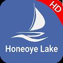 Honeoye Lake Offline GPS Nautical Charts icon