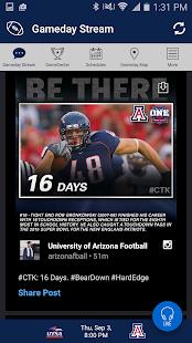 Arizona Wildcats Gameday- screenshot thumbnail
