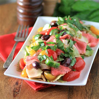 Best Summer Pasta Salad.