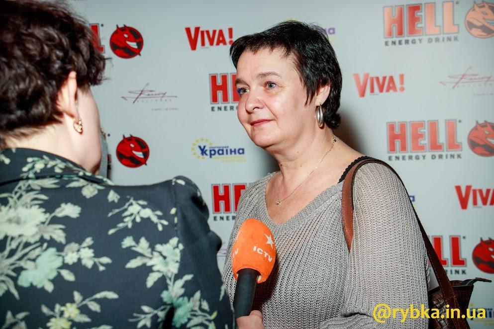 Фотограф Александр Рыбка. Татьяна Витязь, интервью для ICTV