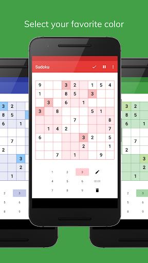 Sudoku - Free & Offline 1.16.4 screenshots 6