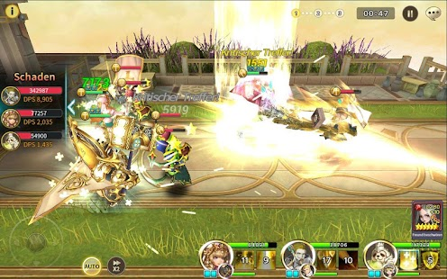 Soul Seeker: Six Knights - Strategisches ActionRPG Screenshot