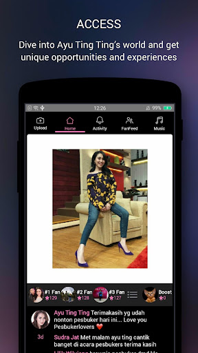Ayu Ting Ting Official App 1.9422.0001 screenshots 1