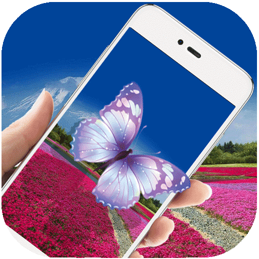 Colorful Flower Live Wallpaper