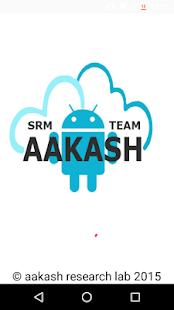Aakash Research Lab screenshot