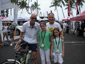 Photo: Dirk Brockel - Olympian and amoung the favorites...super nice guy!