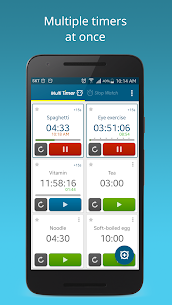 Multi Timer Cronômetro 2.7.2 Mod Apk Download 1
