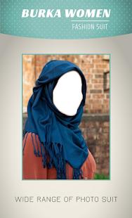 Burka Women Fashion Suit - náhled