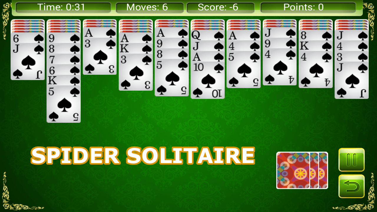 4 deck spider solitaire tips and strategies