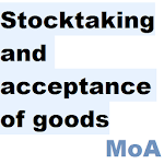 Moa Stocktaking Icon