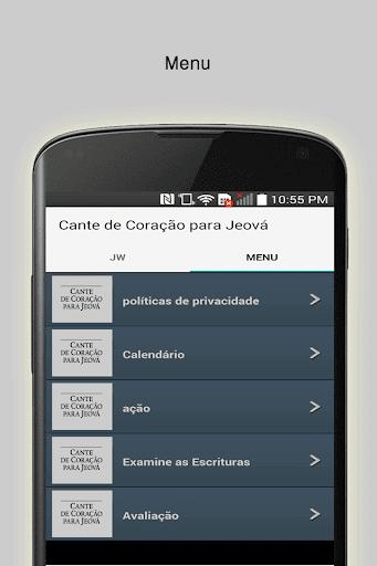 Cante de Corau00e7u00e3o para Jeovu00e1 5.0 screenshots 7