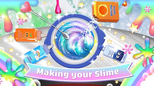 Real Slime Simulator Maker: Dress Up Girl apktram screenshots 9