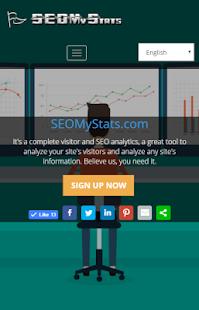 SEO My Stats - náhled