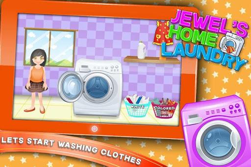 玩免費休閒APP|下載宝石之家洗衣房 app不用錢|硬是要APP