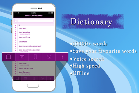 Offline Synonyms Dictionary, English To English - náhled