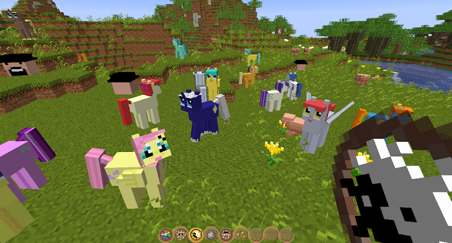 Pets Mod Pro - for Minecraft Screenshot