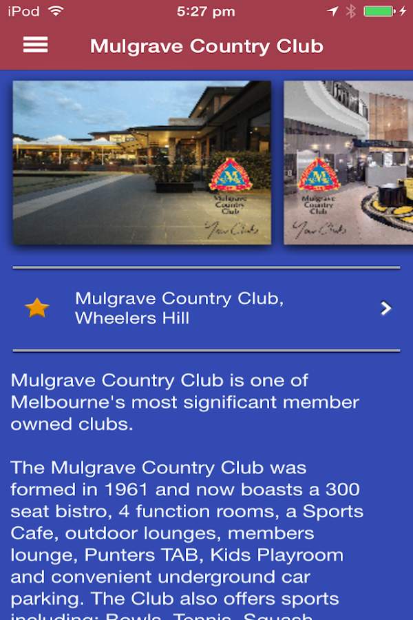 MulgraveCC- screenshot