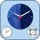 World clock : All countries times and compass file APK Free for PC, smart TV Download