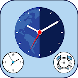 World clock : All countries times and compass Apk Download Free for PC, smart TV