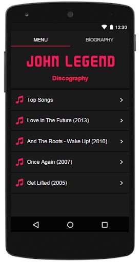 John Legend Top Lyrics|玩娛樂App免費|玩APPs