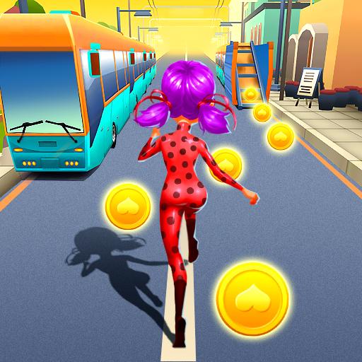 Ladybug Adventure Run for PC
