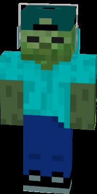 teen zombie edited