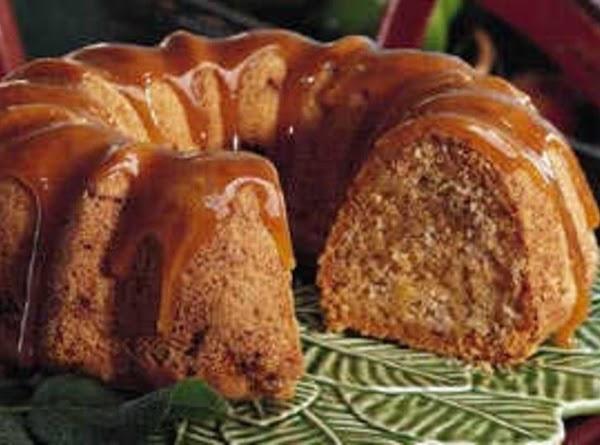 Apple Harvest Pound Cake Recipe