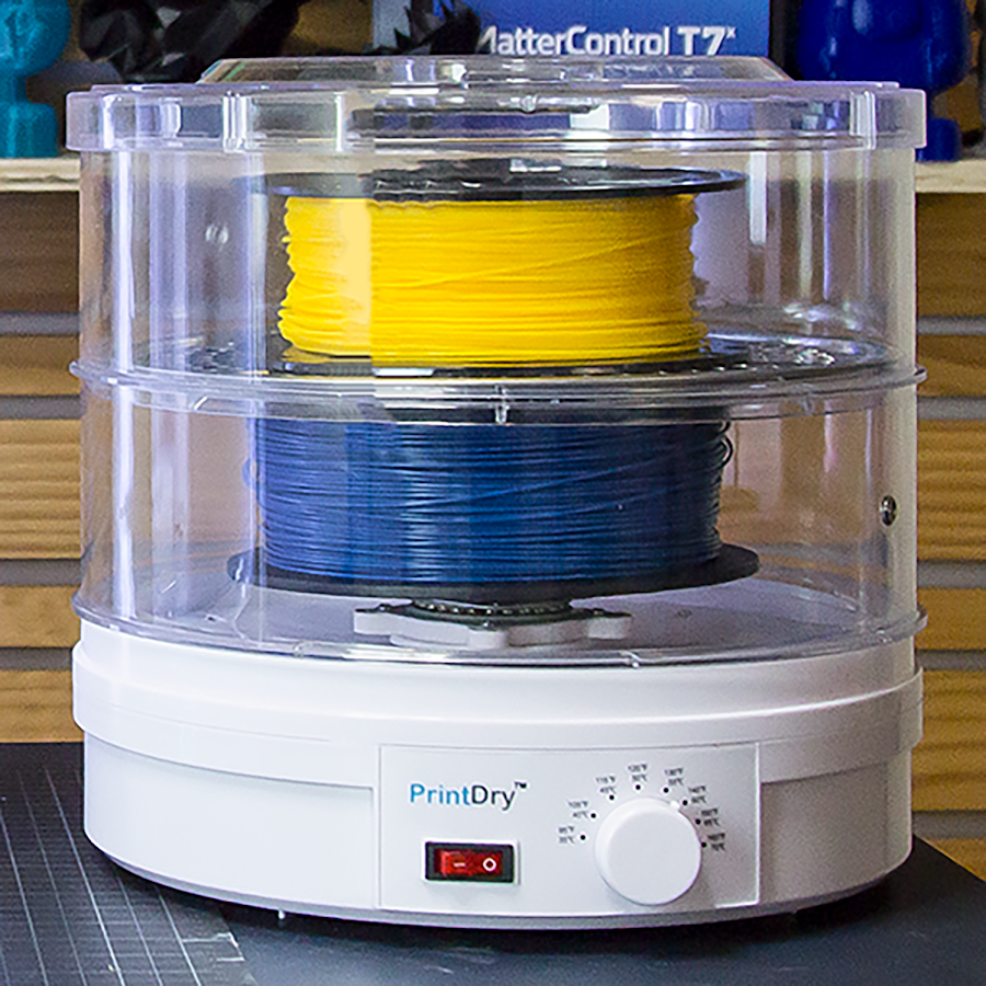 PrintDry 3D Filament Drying Solution