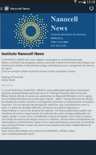 Instituto Nanocell News