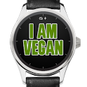 Vegan Wear Watch Face icon
