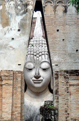Il triangolo di Buddha di ombry