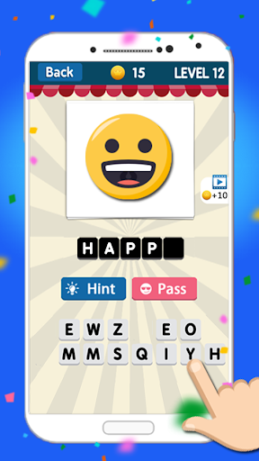 Guess The Emoji - Word Game screenshot