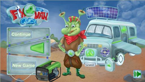 Fix the Van Quest