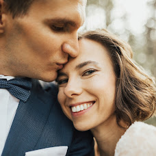 Wedding photographer Helga Bragina (helgabragina). Photo of 05.10.2018