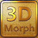 3D Morph  Live Wallpaper icon
