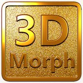3D Morph  Live Wallpaper