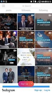 Joel Osteen Daily Sermons - náhled