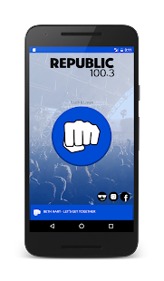 Republic Radio- screenshot thumbnail
