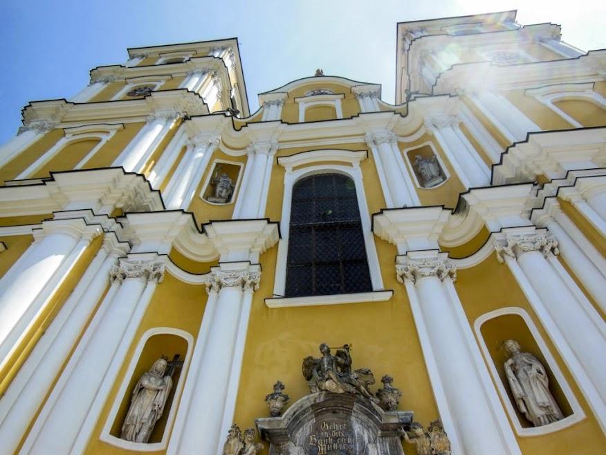 Basílica Mariatrost de Graz.