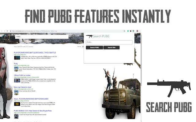 Search PUBG