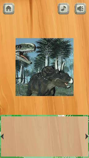 玩免費教育APP|下載Dinosaurs Puzzles 2 app不用錢|硬是要APP