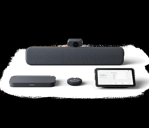 Google Meet | Lenovo Series One medium room kit - Charcoal color