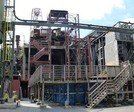 Photo: Zollverein; Kokerei