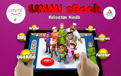 Kekuatan MInda UMMI Ep10 HD screenshot 5