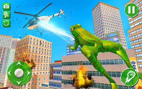 Frog Robot Transformation Simulator for PC-Windows 7,8,10 and Mac apk screenshot 2