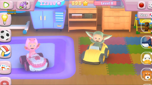 Alima's Baby Nursery 1.137 screenshots 1