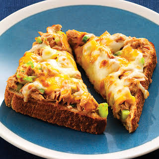 Spicy Tuna Sandwich.